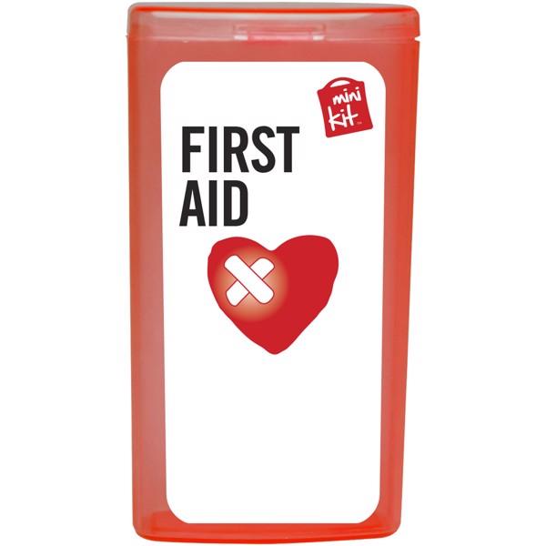 MiniKit First Aid - Red