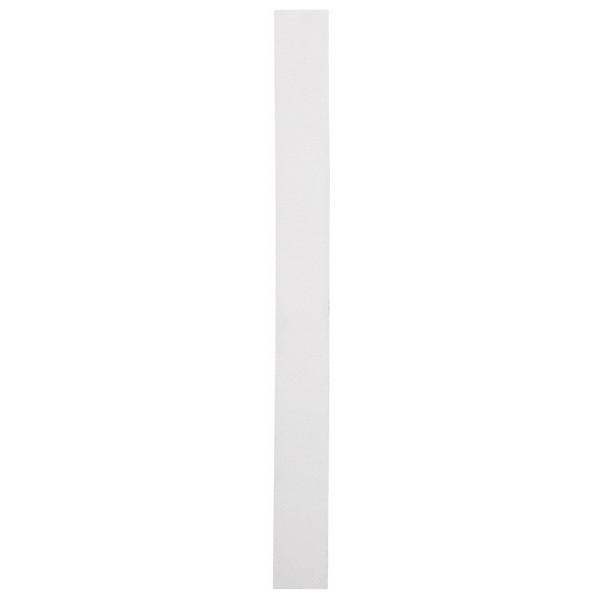 Hatband Nwovenband - White