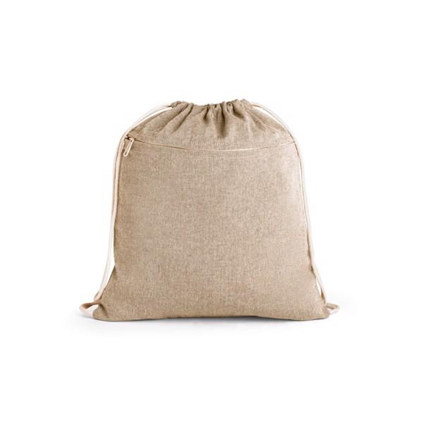 CHANCERY. Drawstring bag - Natural