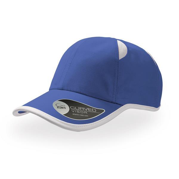 Gym - Azul Royal E Branco
