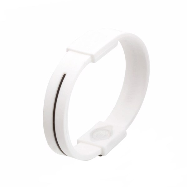 Pulsera Energy - Blanco