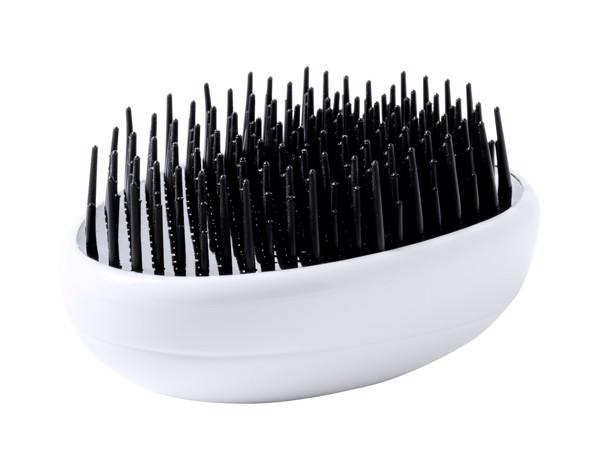Hairbrush Zilam - White