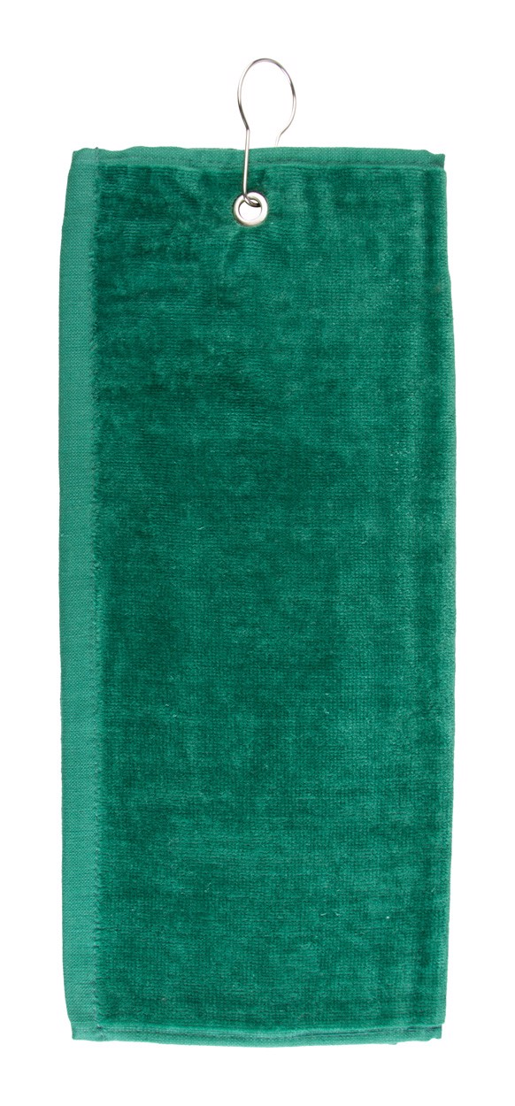Golfový Ručník Tarkyl - Zelená