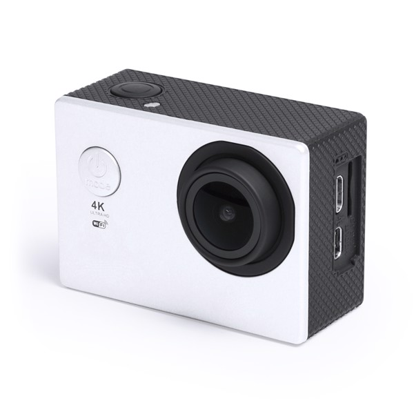 Action Camera Garrix - White