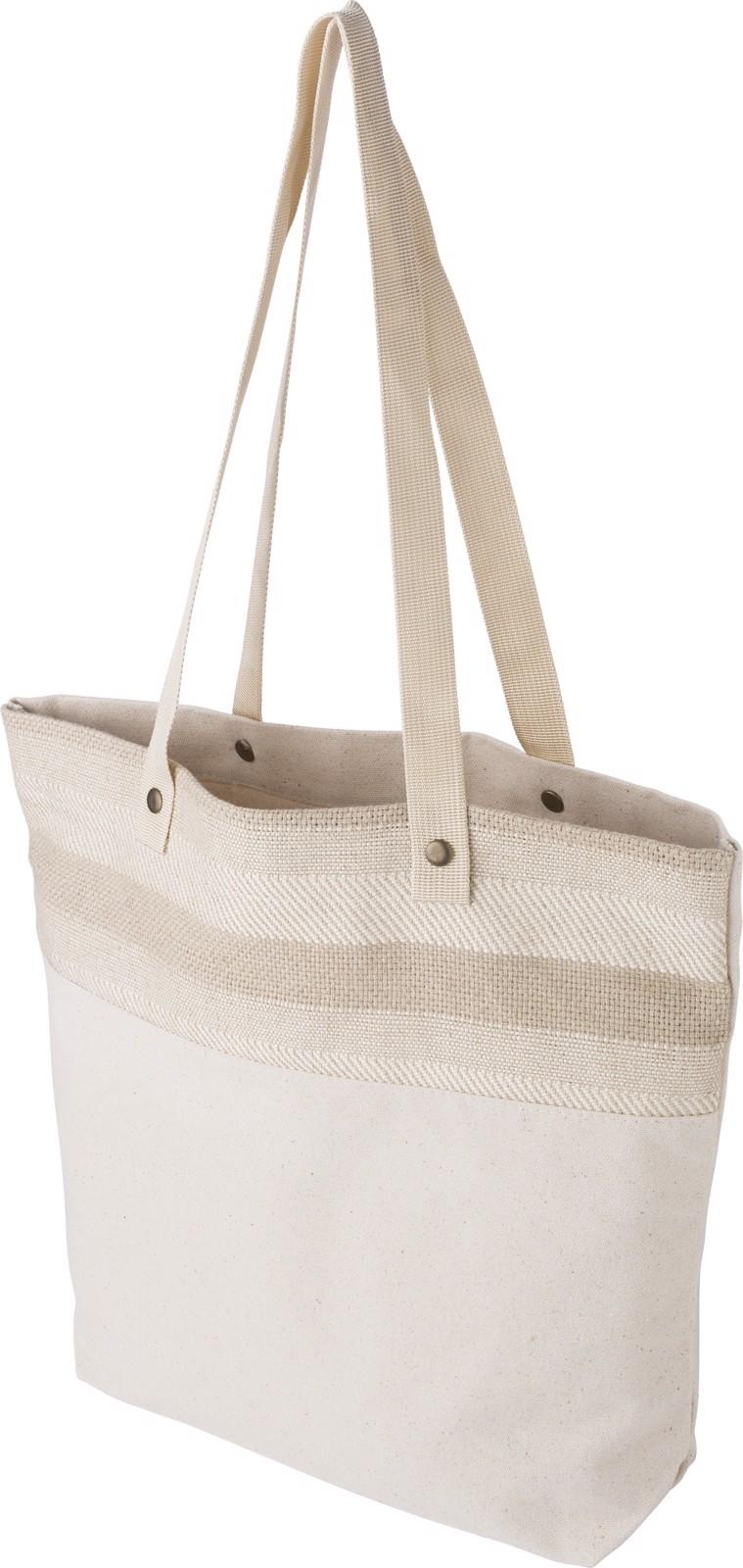 Cotton (380 gr/m²) shopping bag