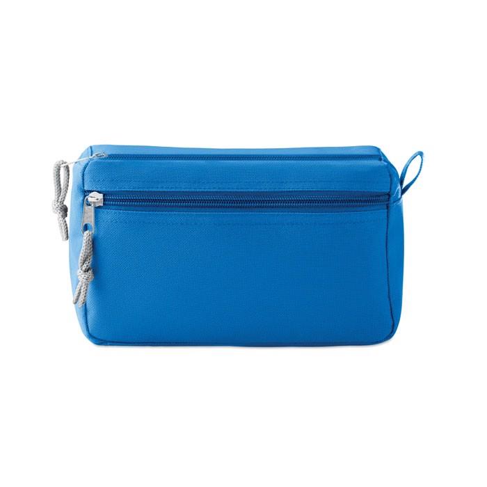 Worek kosmetyczny wolny od PVC New & Smart - niebieski