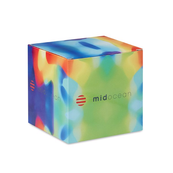 Sublimation coating paper box