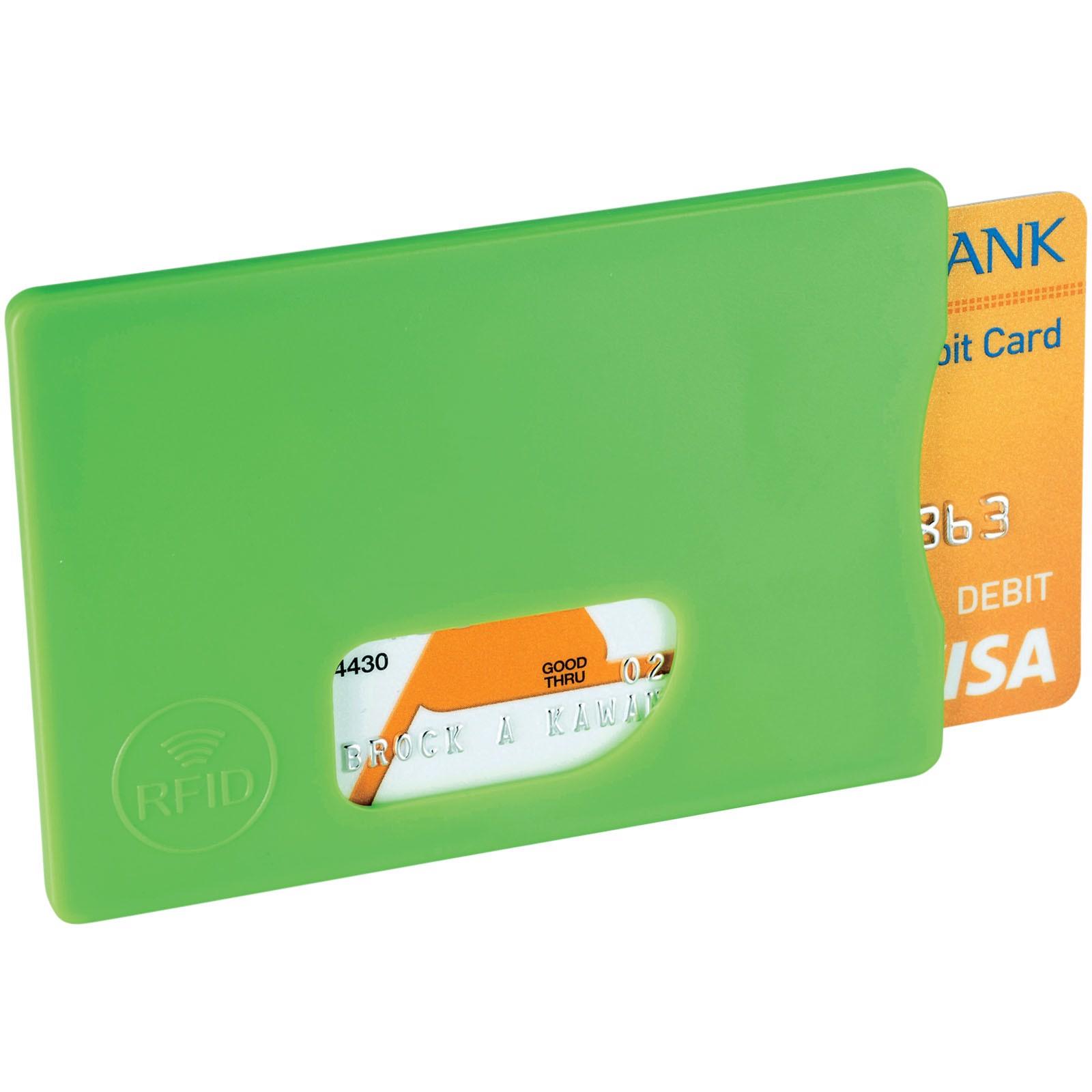 Ochrana pro RFID karty - Limetka