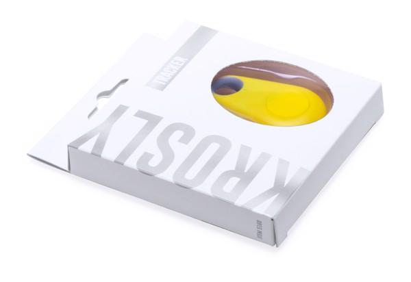 Hledač Klíčů S Bluetooth Krosly - Žlutá
