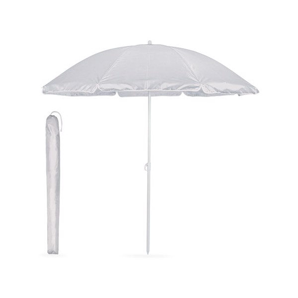 Portable Sun Shade Umbrella - grey