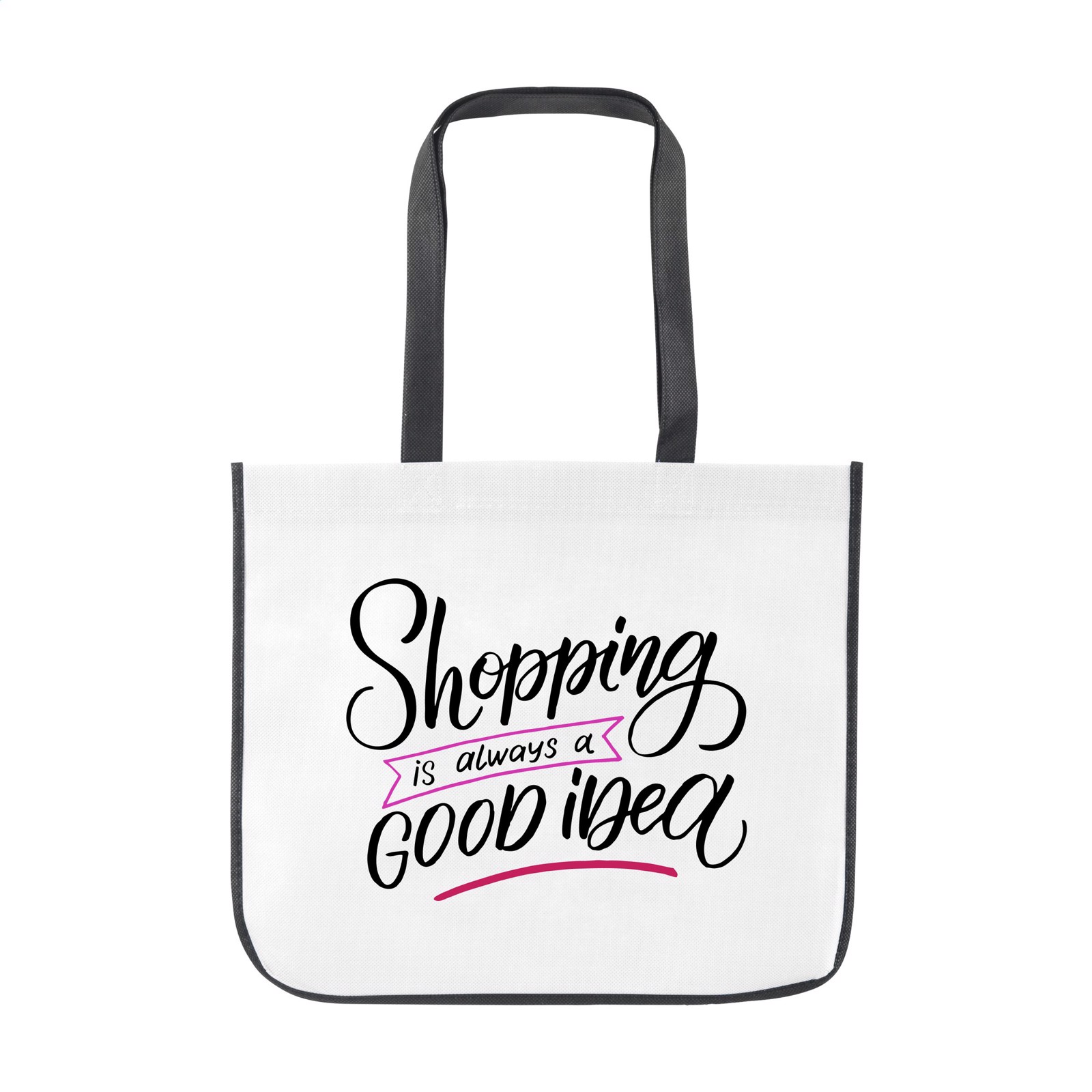 PromoShopper shopping bag - White