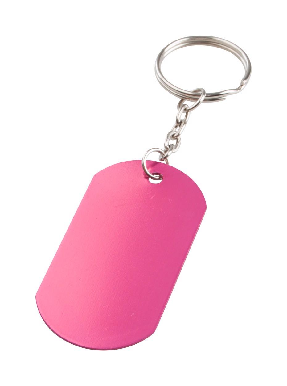 Přívěšek Na Klíče Nevek - Růžová