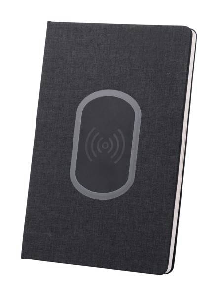 Wireless Charger Notebook Kevant - Black