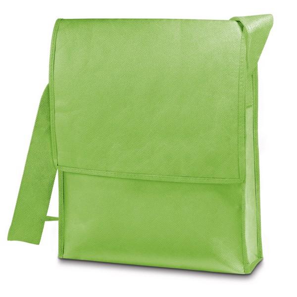 NASH. Saco à tiracolo com fecho - Verde Claro