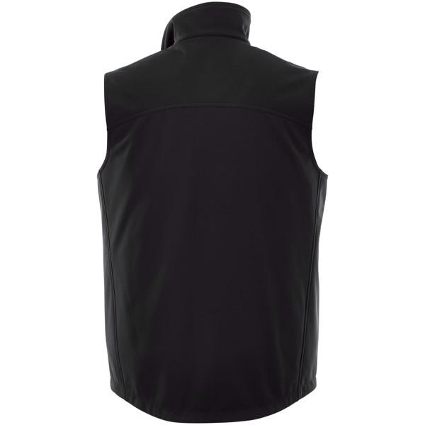 Softshellová vesta Stinson - Černá / XL