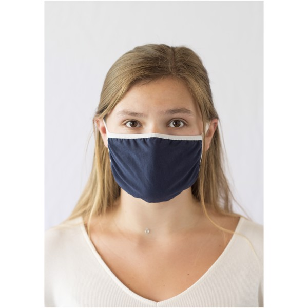 Reed face mask - Navy