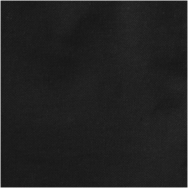 Markham short sleeve women's stretch polo - Solid black / XL