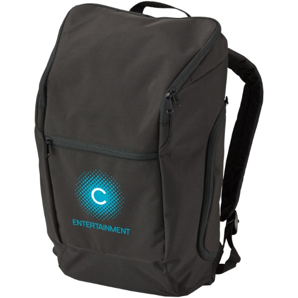 Blue-ridge backpack - Solid black