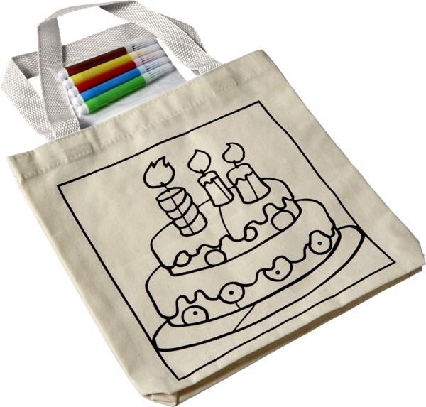 Bolsa de algodón 130-140 gr/m²