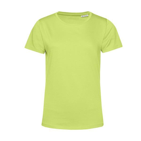 #Organic E150 Women - Lime / L