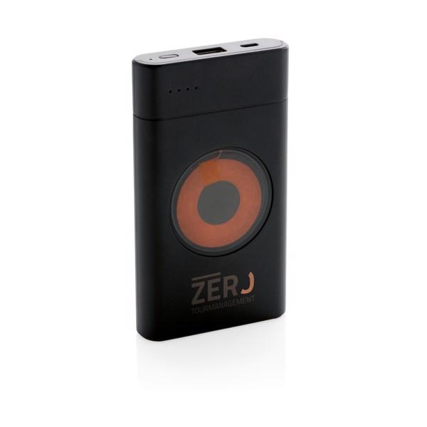 Encore 8000 mAh vezeték nélküli töltős powerbank