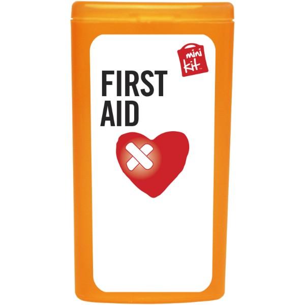 Minisada první pomoci - 0ranžová