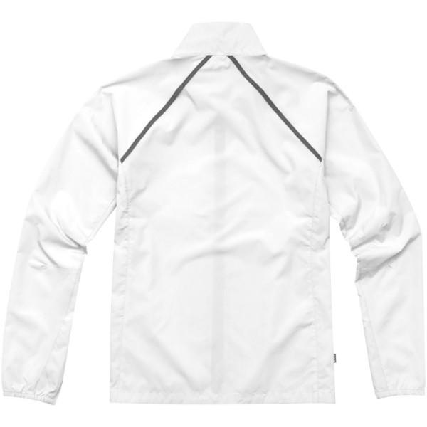 Dámská sbalitelná bunda Egmont - Bílá / S