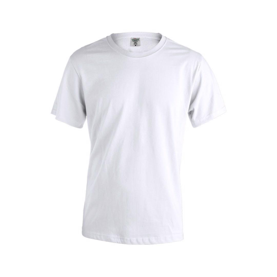 """Camiseta Adulto Blanca """"keya"""" MC130 - Blanco / L"""