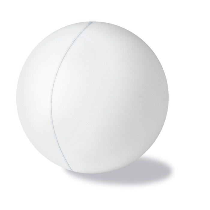 Piłka antystresowa Descanso - biały