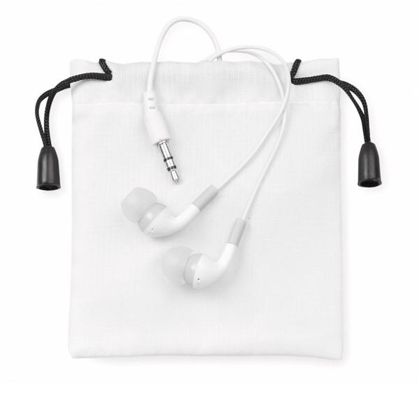 Écouteurs Cimex - Blanc