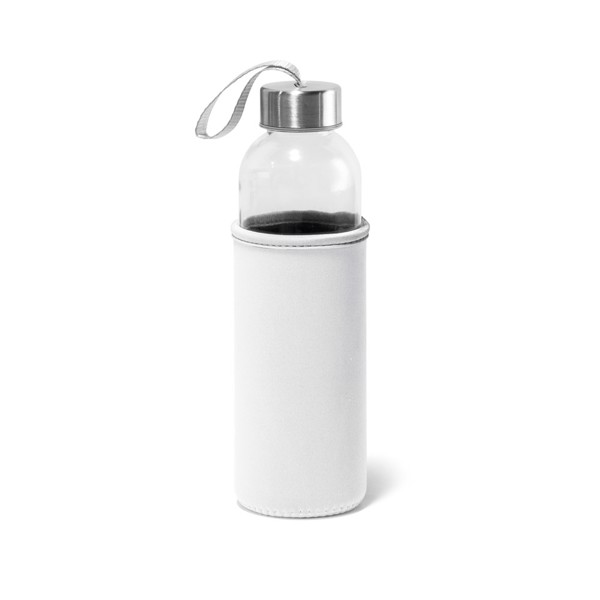 RAISE. Botella deportiva de 520 ml - Blanco