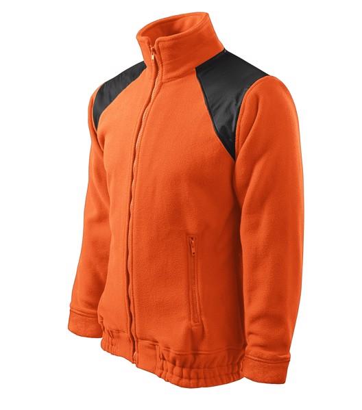 Fleece unisex Rimeck Jacket Hi-Q - Oranžová / 3XL