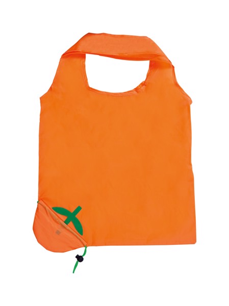 Shopping Bag Corni - Orange