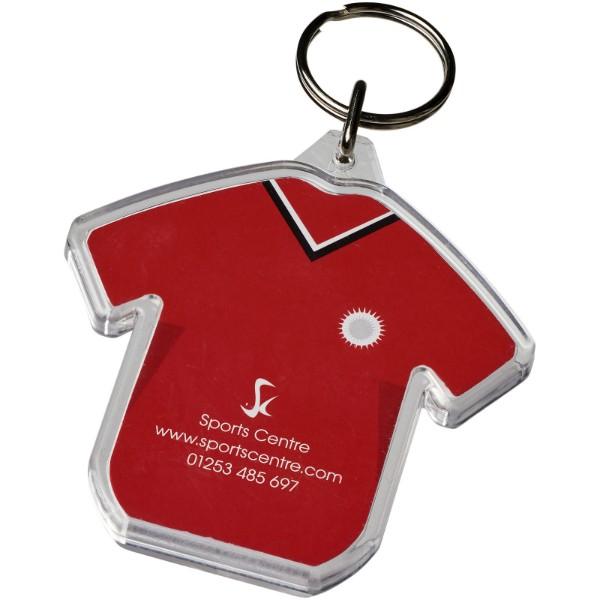 Klíčenka Combo ve tvaru trička