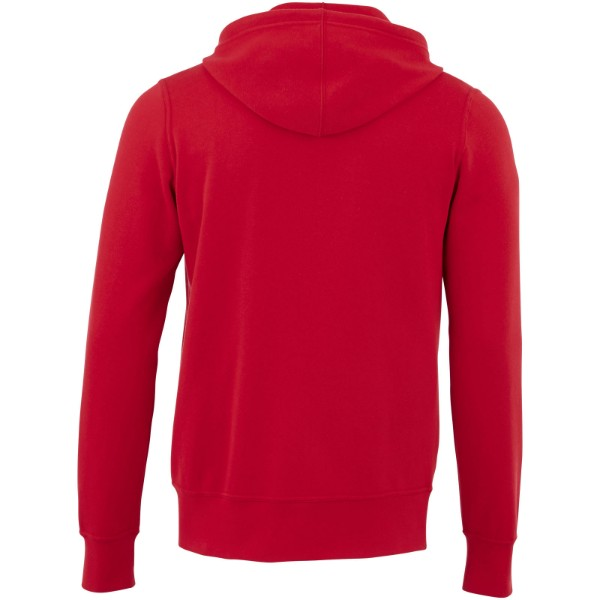 Sweat zippé à capuche Cypress - Rouge / M