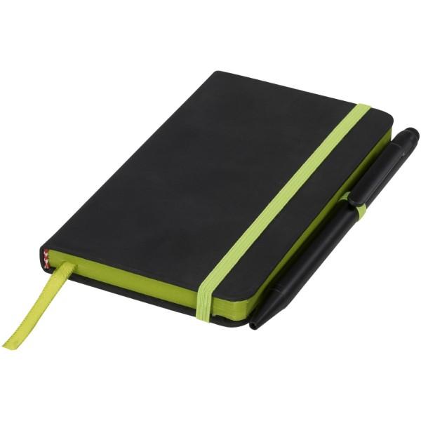Zápisník Small noir edge