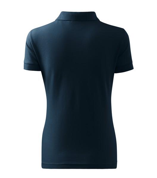 Polokošile dámská Malfini Cotton - Námořní Modrá / 2XL