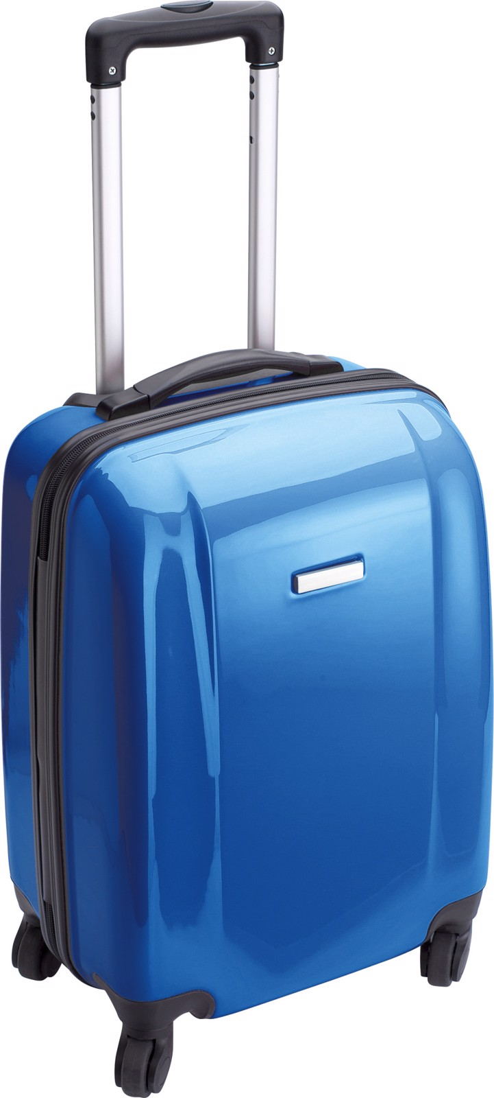 PC and ABS trolley - Cobalt Blue