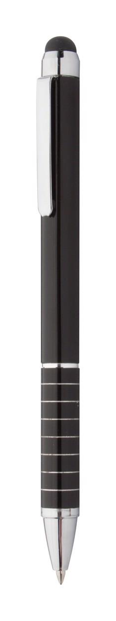 Dotykové Kuličkové Pero Minox - Černá