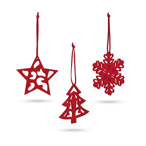 DARIO. Christmas ornaments