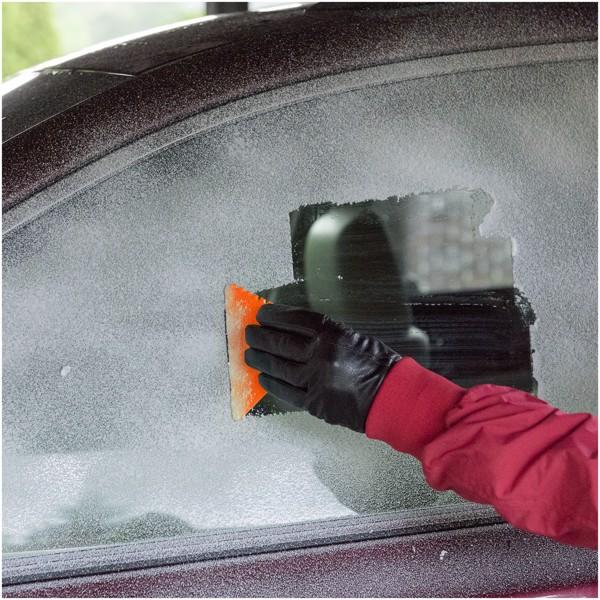 Frosty dreieckiger Eiskratzer - Orange