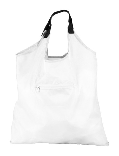 Foldable Shopping Bag Kima - White