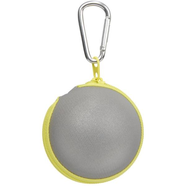Plně reflexní přívěsek ve tvaru meteoru - Žlutá