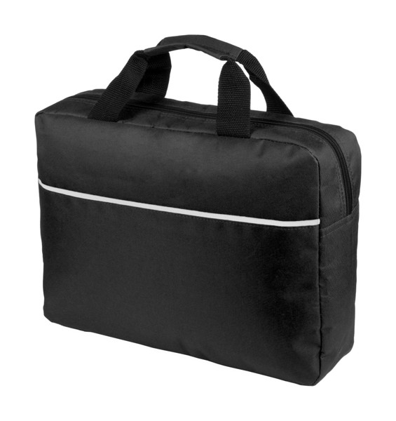 Document Bag Hirkop - Black