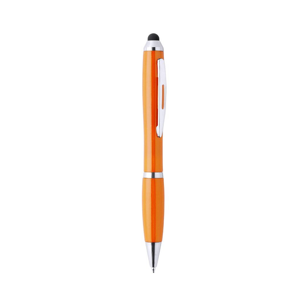 Stylus Touch Ball Pen Zeril - Orange