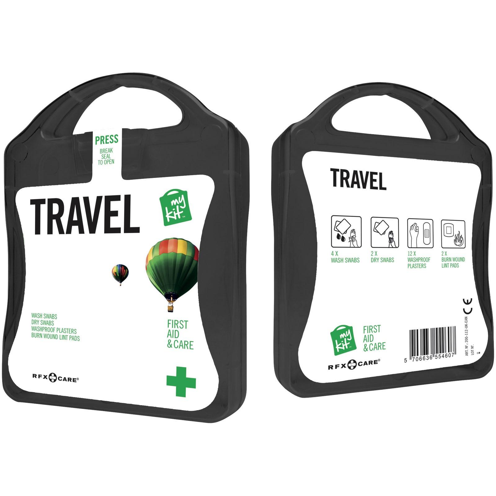 Cestovní lékarnička - Černá