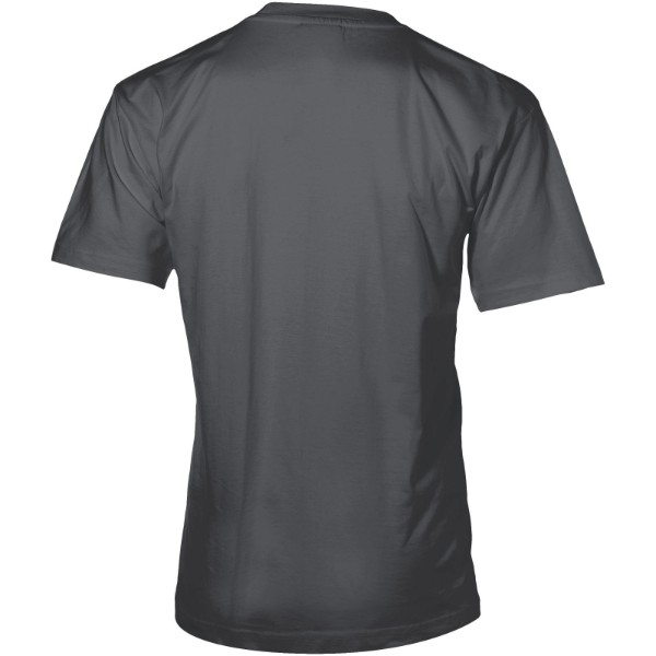 Return Ace short sleeve unisex t-shirt - Dark grey / XL