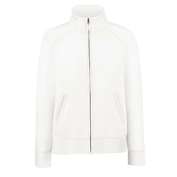 Ladies Premium Jacket - Branco / S