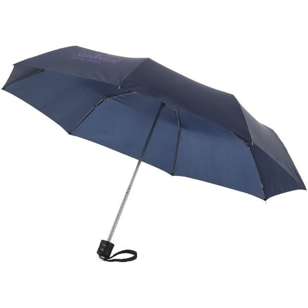 """21,5"""" skládací deštník Ida - Navy"""