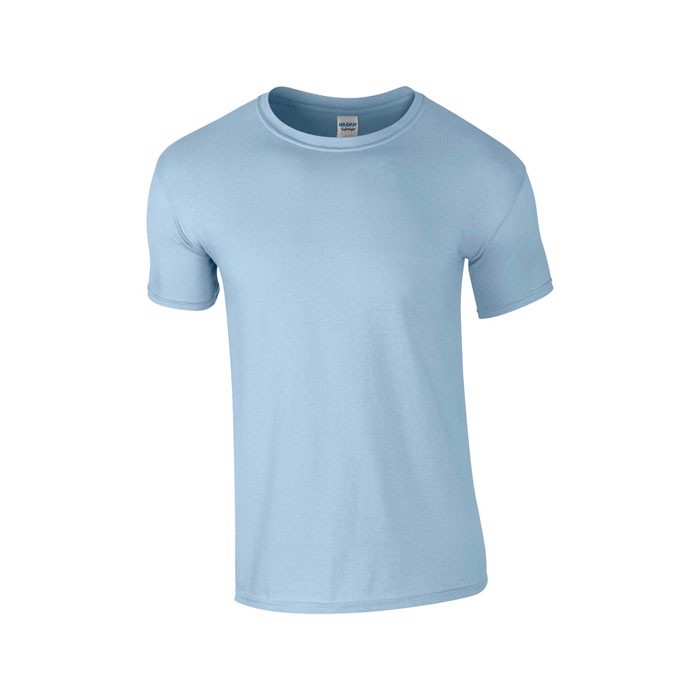 Ring Spun T-Shirt 150 g/m² Ring Spun T-Shirt 64000 - Light Blue / S